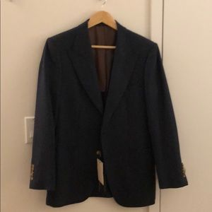 Unworn Suit Supply wool men's blazer